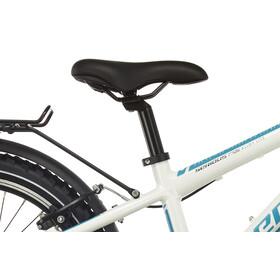"""Serious Rockville Street - Vélo enfant - 20"""" blanc/Bleu pétrole"""